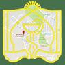 آدرس سازمان مرکزی دانشگاه از طریق نقشه گوگل